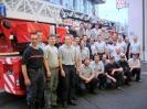 Besuch Berufsfeuerwehr Stadt Luzern