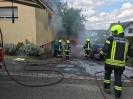 14.07.2019, Feuerwehreinsatz Brand, Reiden